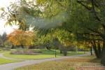 Осенняя пора в Лёррахе