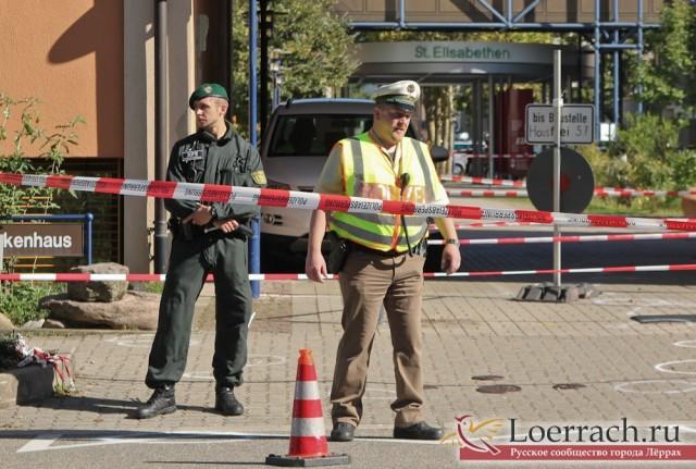 Amoklauf in Loerrach. 19/09/2010