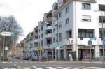 Одна из центральных улиц Лёрраха