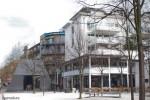 Площадь BURGHOF и прилегающие к ней с одноимённым названием отель, ресторан и бар