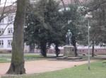 Памятник поэту Иоганну Петеру Хебелю