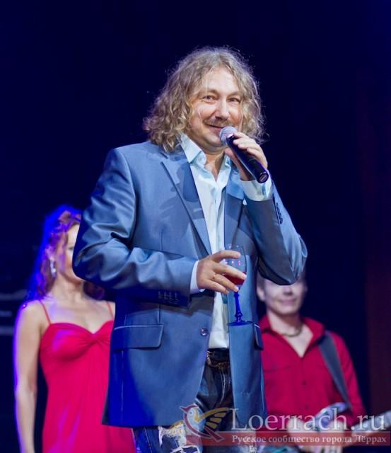 Игорь Николаев в Штутгарте