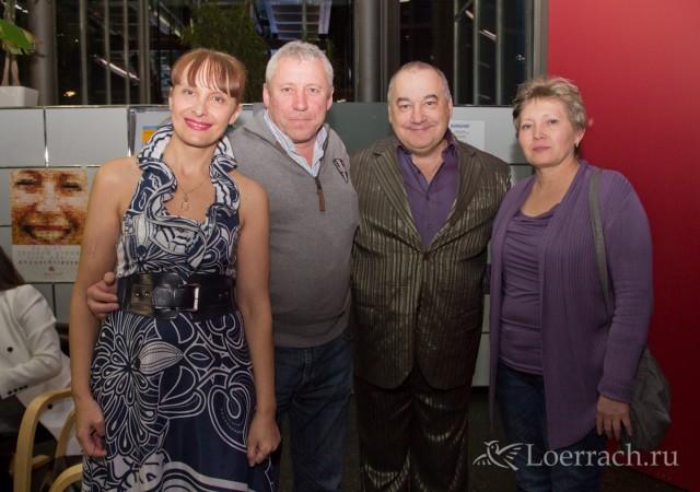 Игорь Маменко и Светлана Рожкова в Лёррахе-9942