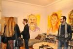 Вернисаж художественной выстовки Елены Политовой в Лёррахе