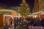 Зима и Рождественский рынок в Лёррахе