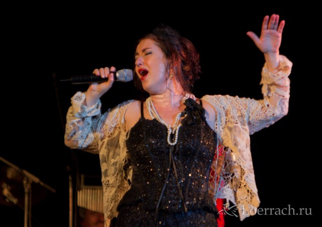 Тамара Гвердцители в Цюрихе 2012 - 5871